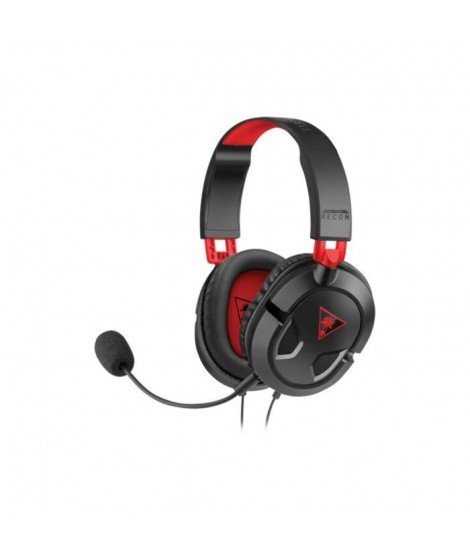 Turtle Beach Micro-Casque Gamer RECON 50 Filaire - PC/Mac/Tablette/Mobile