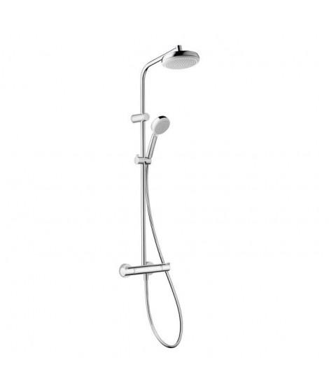 HANSGROHE Colonne de douche Showerpipe MyClub 180 EcoSmart