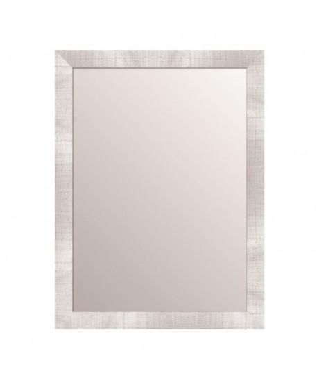 TEXA Miroir rectangulaire 50x70 cm Blanc