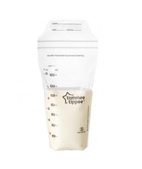 TOMMEE TIPPEE Sachet de conservation du lait maternel x36