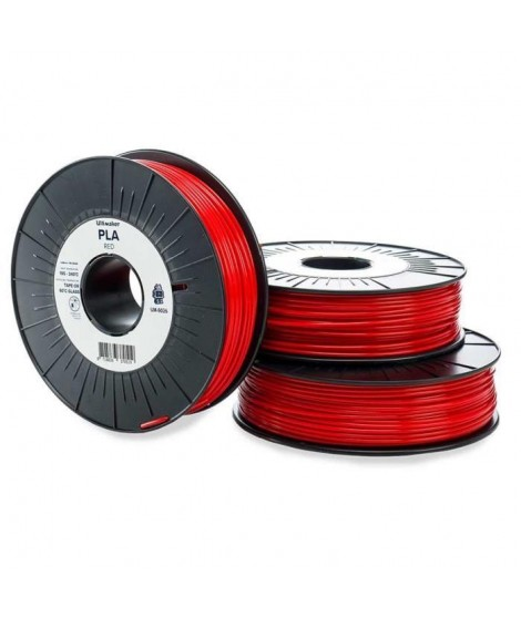 Ultimaker Cartouche de filament PLA - 2.85mm - Rouge - 750 g
