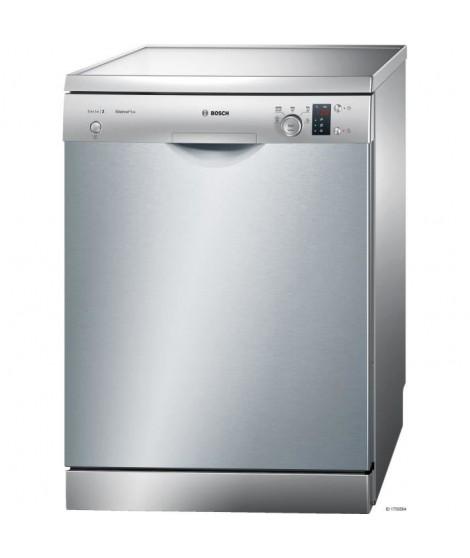BOSCH SMS25AI00E - Lave-vaisselle pose libre 12 couverts A+ Inox