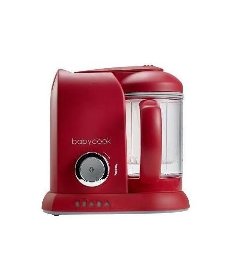 BEABA Robot Babycook Solo Red
