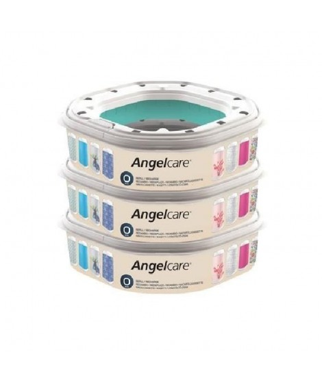 ANGELCARE Recharge Octogonale pour Dress Up x3