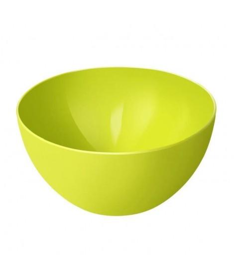 SUNDIS Saladier moyen modele Caruba 7053006 diametre 23 cm 3 L vert