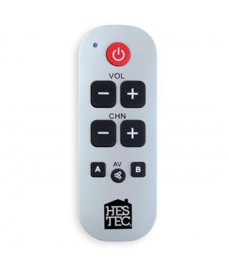 HESTEC 23376 Télécommande universelle
