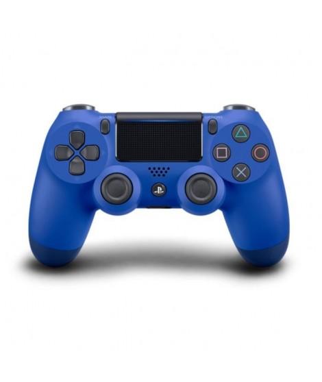 Manette DualShock Bleue PS4 V2