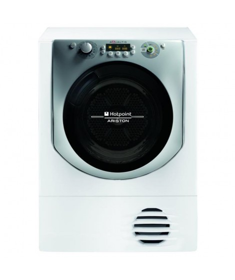 HOTPOINT AQC9 2F7 TM2 1 - Seche linge frontal - 9kg - Condensation - A++