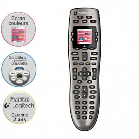 Logitech télécommande Harmony 650