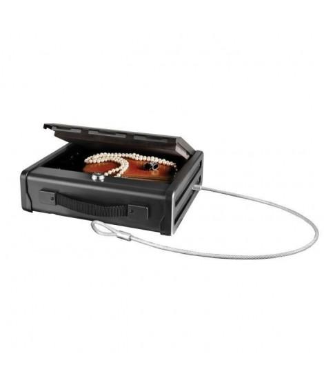 MASTER LOCK Coffre-fort de sécurité compact avec câble de fixation