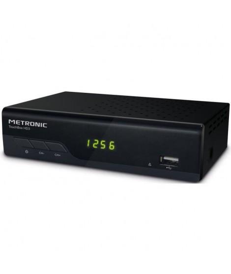 METRONIC 441374 TouchBox HD3 Terminal satellite DVB-S2 HD