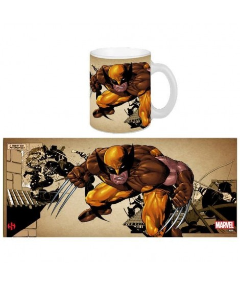 Mug Wolverine Brown