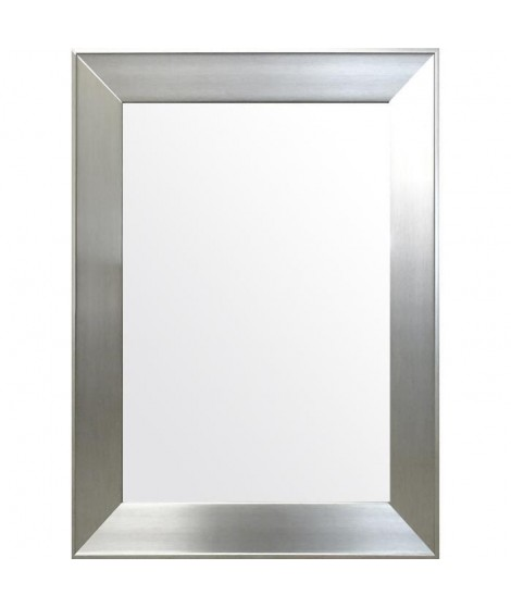NATURA Miroir 69x89 cm argenté