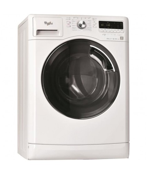 WHIRLPOOL AWoe41048 - Lave-linge frontal - 10 kg - 1400 tours / min - A+++