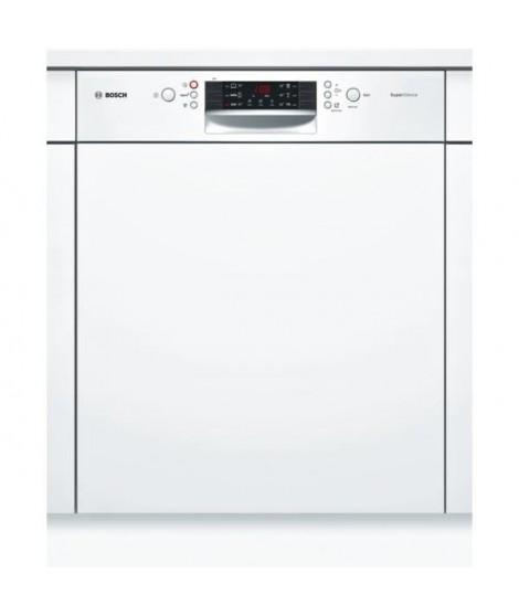 BOSCH SMI46AW04E - Lave vaisselle encastrable - 12 couverts - 44dB - A++ - Larg 60cm - Moteur induction