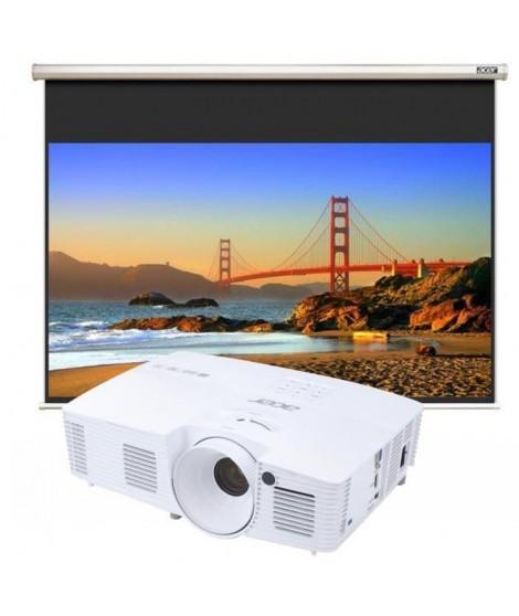 ACER H6517ABD Vidéoprojecteur FULL HD + Ecran 16/9 90'' OFFERT !!!