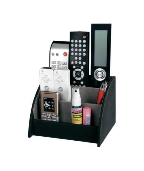 HAMA 00084035 Support télécommandes - Noir