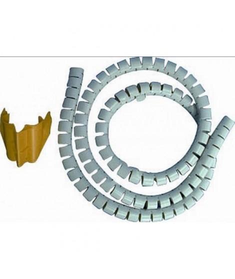 VOLTMAN Kit Range câbles noir 1,5 m