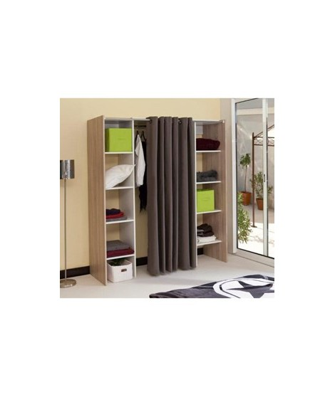 DRESS UP Dressing extensible taupe 2 colonnes