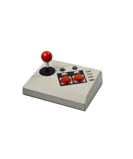 STEELPLAY Joystick Edge + Livre de codes de triche - Pour Nintendo Classic Mini NES