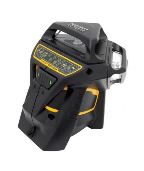 STANLEY Niveau laser multiligne X3R-360°- Rouge