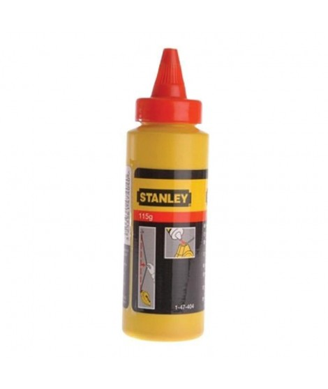 STANLEY Poudre a tracer rouge 115 g