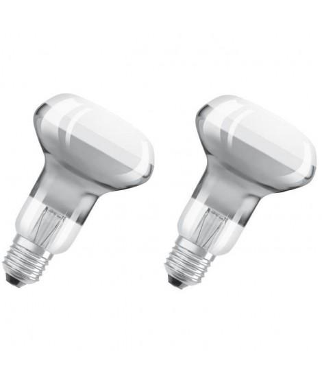 OSRAM Lot de 2 Ampoules Spot LED R63 E27 4 W équivalent a 32 W blanc chaud