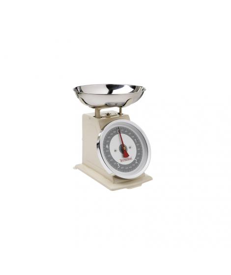 Balance mécanique Tradition crème, 5 kg - Terraillon
