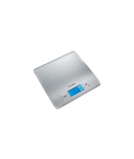 Balance électronique inox Carré, 5 kg - Terraillon