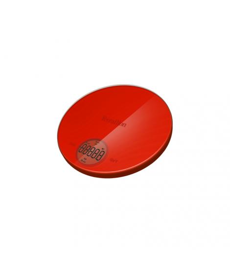 Balance électronique rouge Halo Bumper, 6 kg - Terraillon