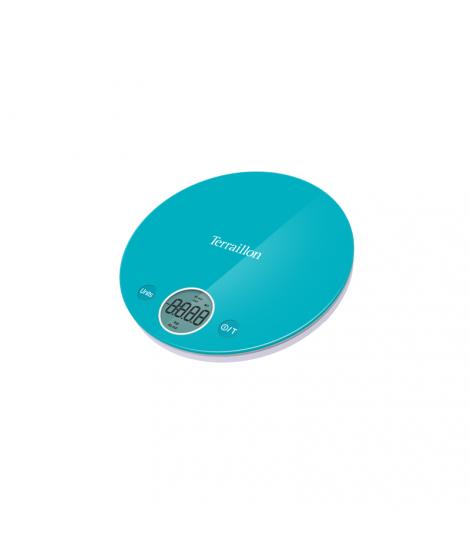 Balance électronique bleue Halo Colors, 4 kg - Terraillon