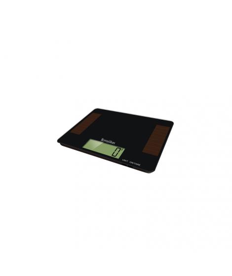 Balance de cuisine solaire noire, 5 kg - Terraillon