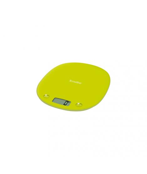 Balance électronique verte Macaron light , 3 kg - Terraillon