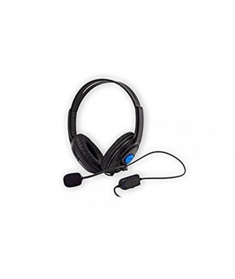 UNDER CONTROL Casque filaire PS4 / XONE