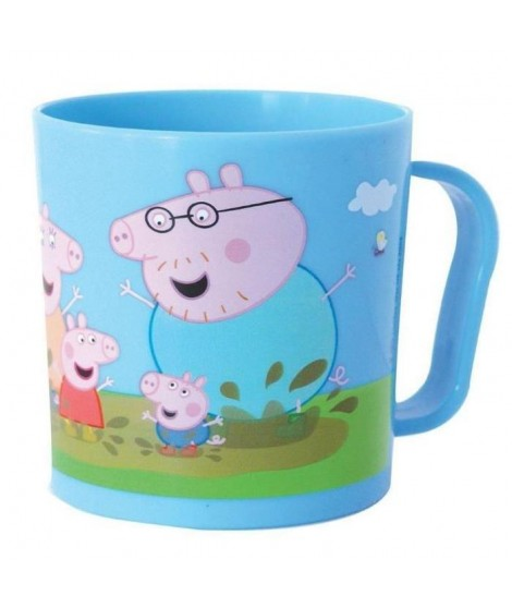 Peppa Pig Mug micro-ondable