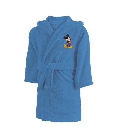 MICKEY Peignoir enfant a capuche - Bleu