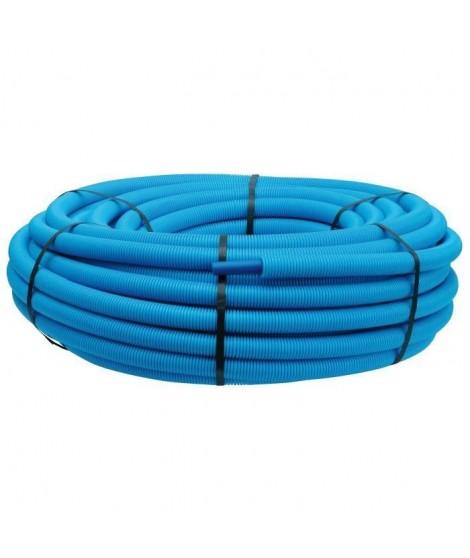 SOMATHERM Tube PER Gainé bleu 13x16 - L 50 m
