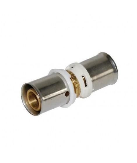 DIPRA Adaptateur pour relier PER et multicouche  PER 16mm -Multicouche 16mm