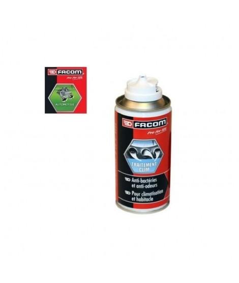 FACOM Traitement climatisation  - Biocide - Usage unique - 150 ml