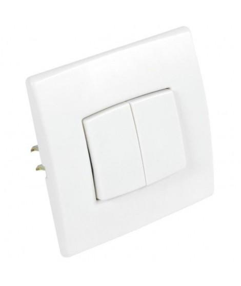 DEBFLEX PERFECT Interrupteur double va et vient