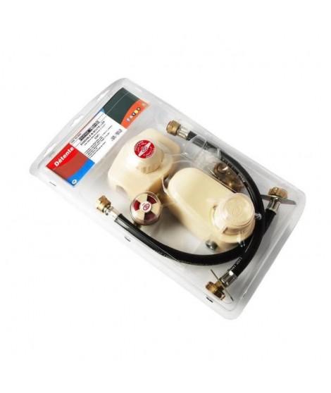 FAVEX TYPE COF4 Coffret complet propane NF avec 1ere et 2eme détente 4kg/h