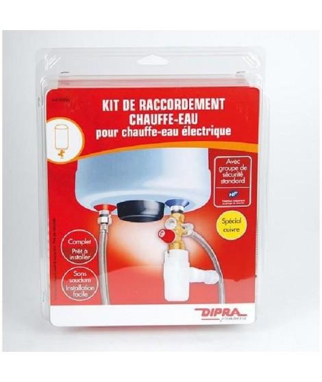 DIPRA Kit chauffe-eau universel