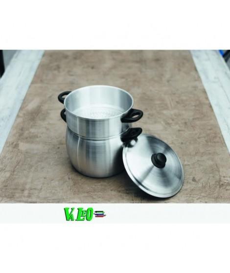 Couscousier - Aluminium - 10 l