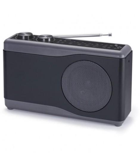 BIGBEN TR23BLACK Radio portable - Tuner analogique - Noir