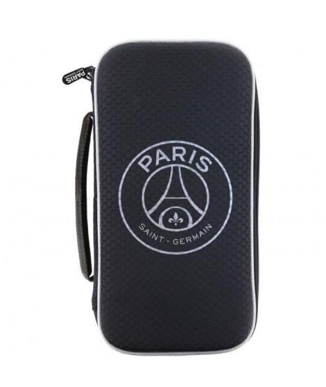 SA5442-7 Housse - Malette de rangement XL rigide et anti-choc - Nintendo Switch console et accessoires - PSG Paris Saint Germain