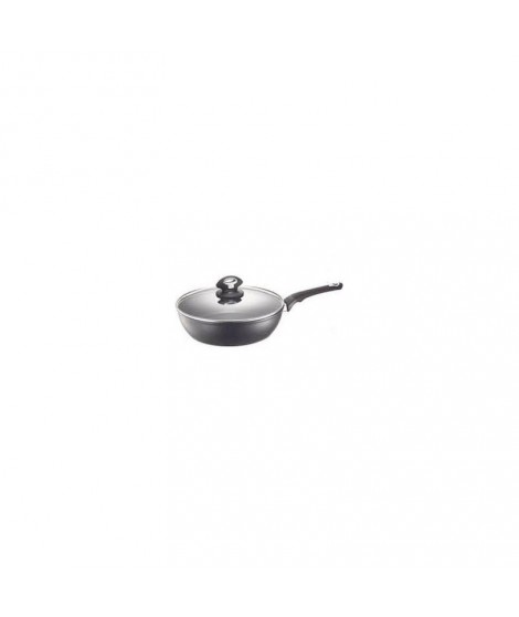 Sauteuse + couvercle impact induction 28 cm - Bialetti