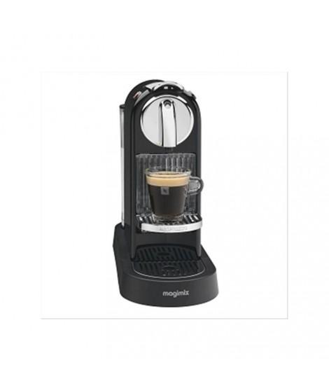 magimix nespresso citiz noire