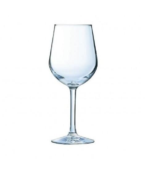 ARCOROC Domaine Lot de 6 verres a vin - 20 cl