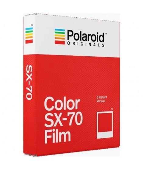 POLAROID ORIGINALS Films instantanés couleurs pour appareil photo Polaroid SX70
