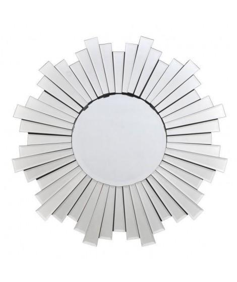 STARLIGHT Miroir 36 cm - Tout en verre